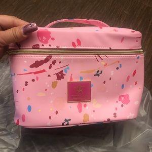Jeffree Star Pink Jawbreaker Makeup Bag 🌈